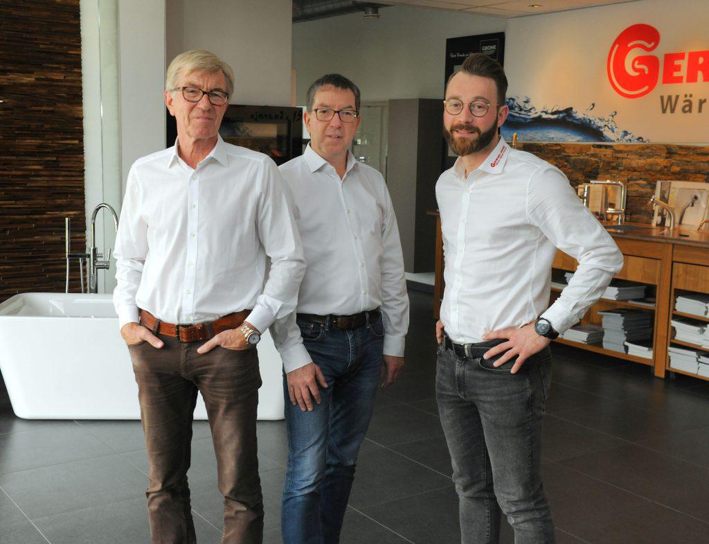Gerwing Söhne GmbH, Geschäftsführung