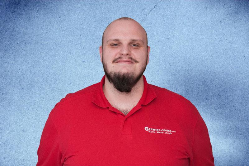 Tom Böckel Kundendienstleiter Sanitär